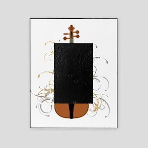 Violin Swirls (for dark colours) Picture Frame