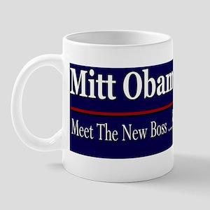 Mitt Obamney Mug