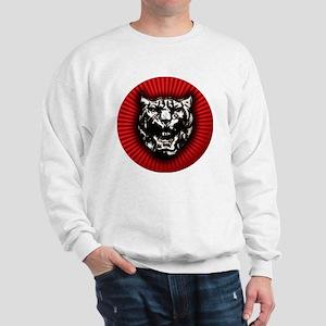 Vintage style Jaguar head emblem Sweatshirt