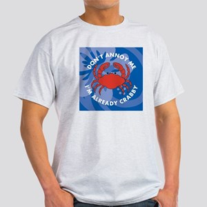 Dont Annoy Me Suede Pillow Light T-Shirt