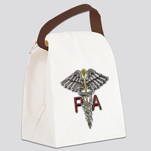 PA Symbol Canvas Lunch Bag