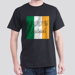 100% Irish Dark T-Shirt