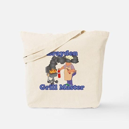 Grill Master Brayden Tote Bag