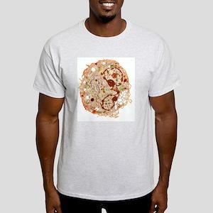 White blood cell, TEM Light T-Shirt