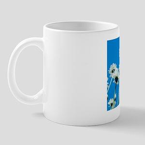 White daisies Mug