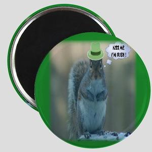 Big Fat Squirrel Magnet
