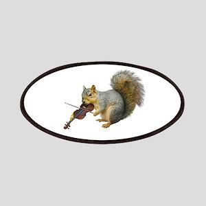 Squirrel Violin Patches