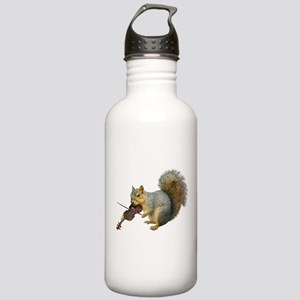 Squirrel Violin Stainless Water Bottle 1.0L