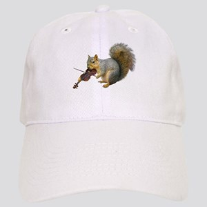 Squirrel Violin Cap