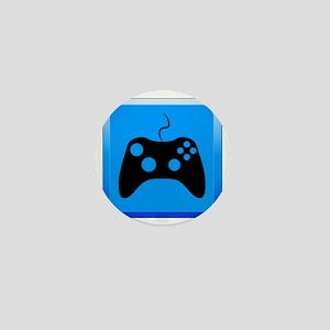 Play Icon Mini Button