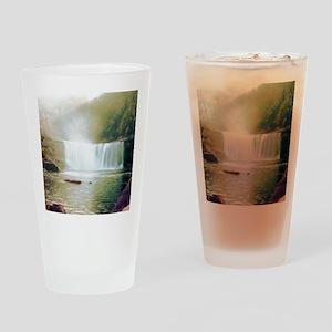 Cumberland Falls Drinking Glass