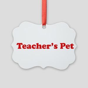 teacherspet Ornament