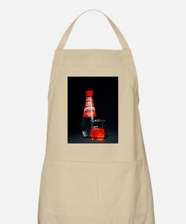 Vinegar with indicator Apron