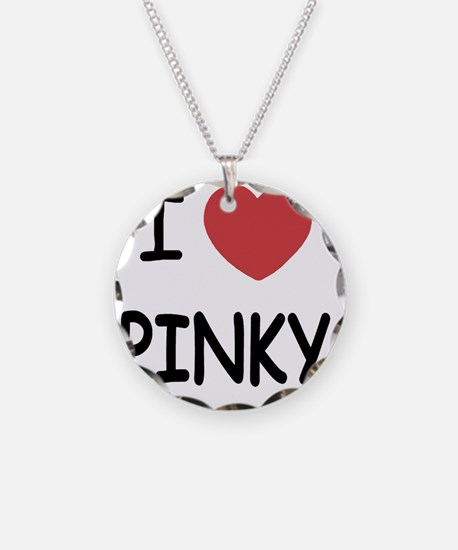 I heart PINKY Necklace