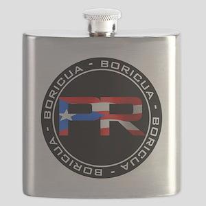 PR BORICUA Flask