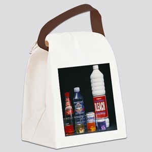 Universal indicator Canvas Lunch Bag
