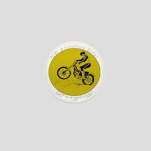 NW Adventure Rider Mini Button