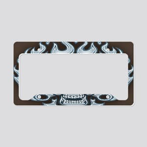 Chromeboy -WF License Plate Holder