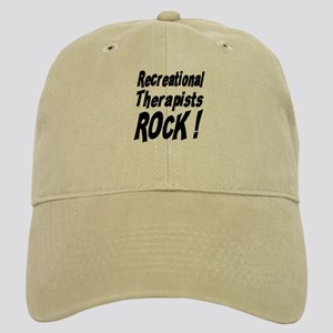 Recreational Therapists Rock ! Cap
