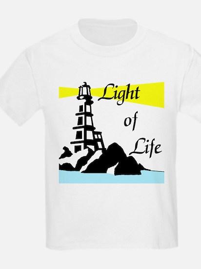 John 8:12 Kids T-Shirt