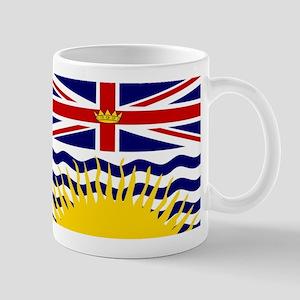 British Columbia Flag Mug