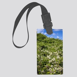 Traveller's joy (Clematis vitalb Large Luggage Tag