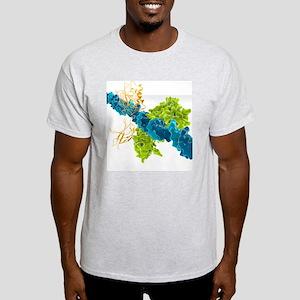 Transcription factor-DNA, molecular  Light T-Shirt