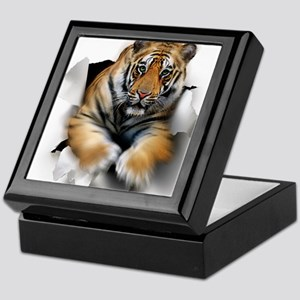 Tiger, artwork Keepsake Box