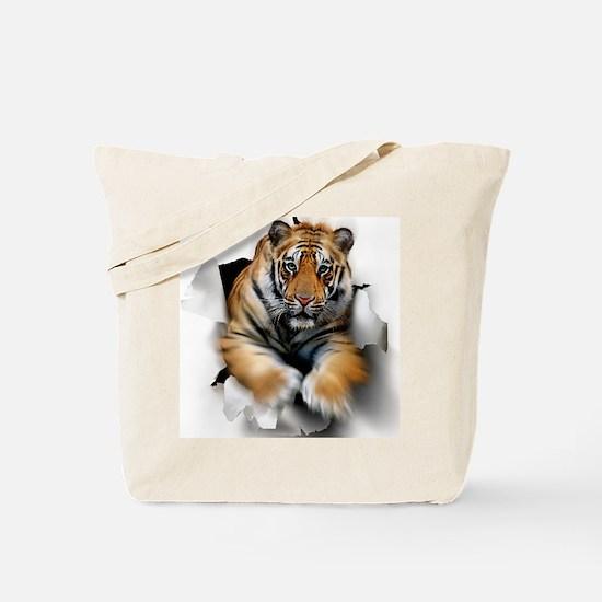 Tiger, artwork Tote Bag