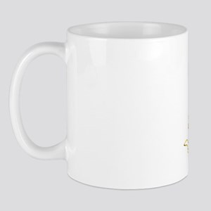 Thyroid-stimulating hormone molecule Mug