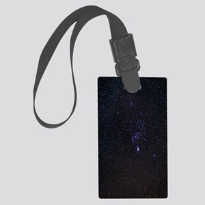 The Orion Constellation Large Luggage Tag