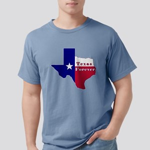 Texas Forever Flag Map T-Shirt