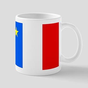 Acadia Flag Mug