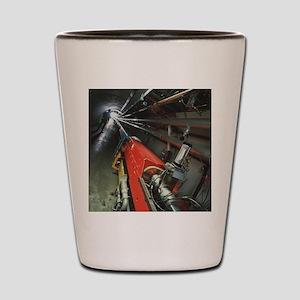 Tevatron accelerator, Fermilab Shot Glass