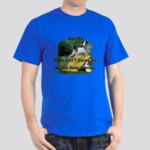Agility Fun! Dark T-Shirt