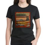 Polar Bear Art Women's Classic T-Shirt