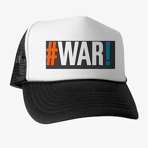 #WAR! Trucker Hat