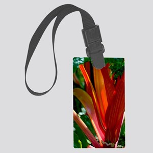 Swiss Chard (Beta vulgaris) Large Luggage Tag