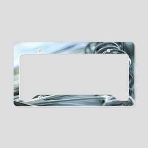 Surgical instruments License Plate Holder