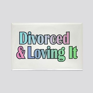 just divorced Happy Divorce Magnets
