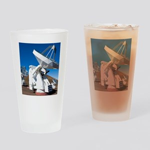 Submilllimeter Array telescopes, Ha Drinking Glass