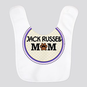 Jack Russell Dog Mom Bib