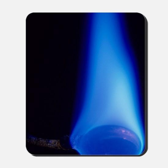 Sulphur burning Mousepad