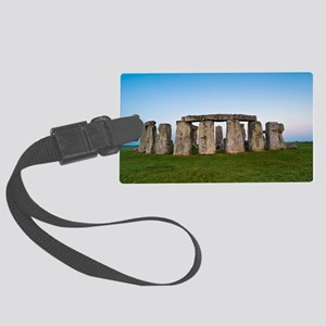 Stonehenge Large Luggage Tag