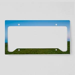 Stonehenge License Plate Holder