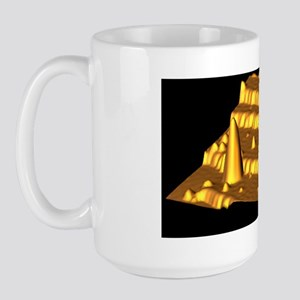 Spintronics research, STM Large Mug