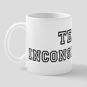 Team INCONSIDERATE Mug
