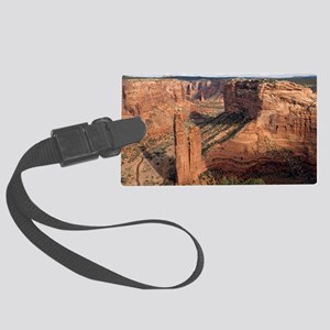 Spider rock, Arizona Large Luggage Tag