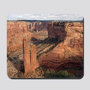 Spider rock, Arizona Mousepad