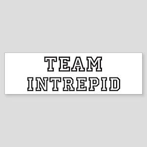 Team INTREPID Bumper Sticker
